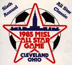 1985 All Star Game logo