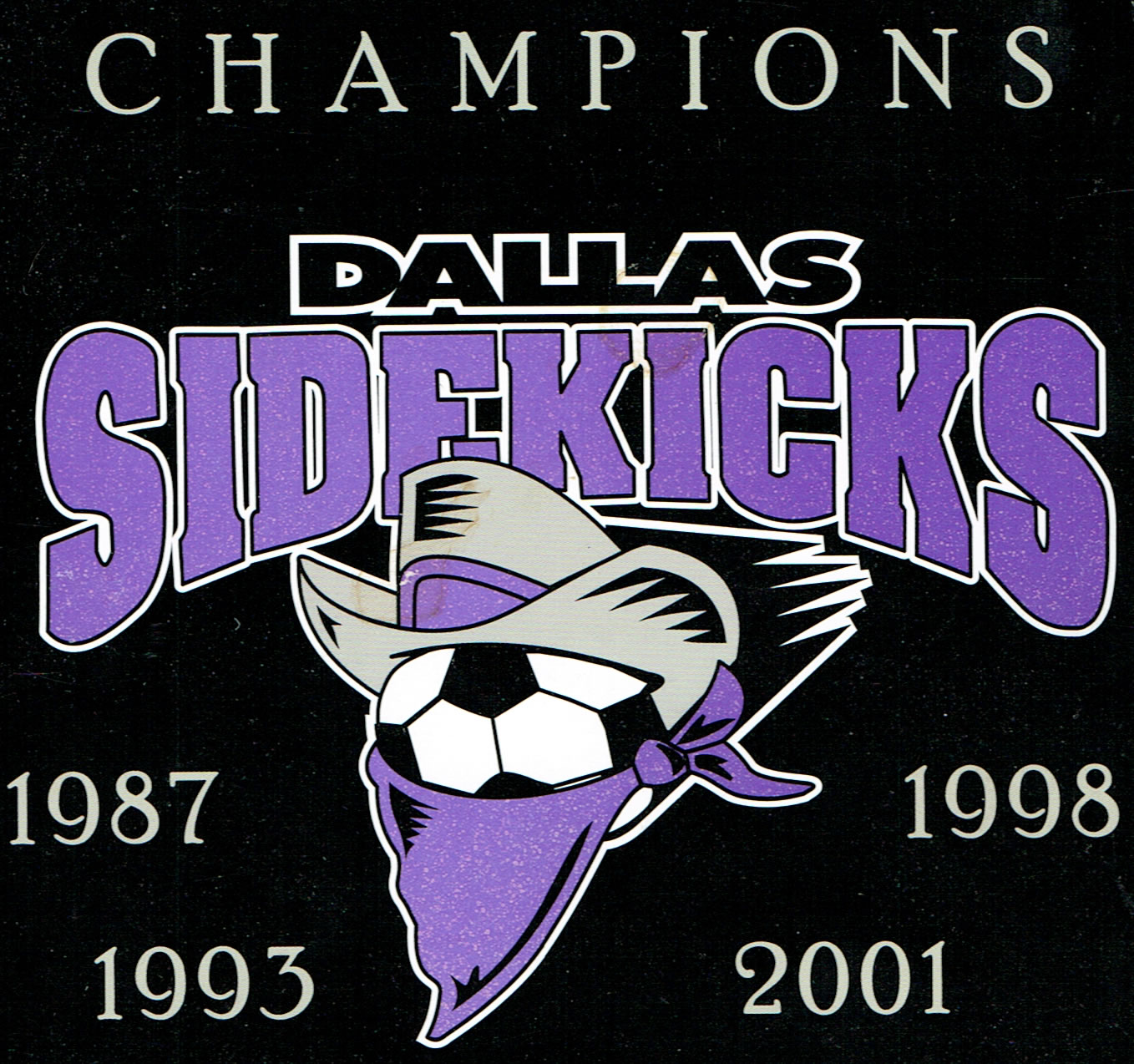 Member of the 1993, 1998, and 2001 Championshio teams