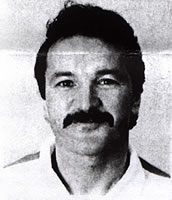 Martin Donnelly, photo from a 1986 game program.