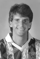 Chris Hayden, 1996 media guide photo