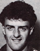Kevin Smith's 1984-85 media guide photo