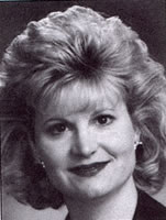 Gretchen Williams, 1997 media guide photo